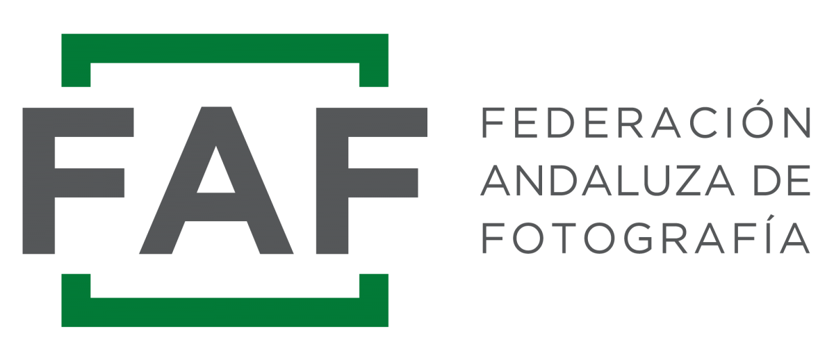 Logotipo de la Federación Andaluza de Fotografía