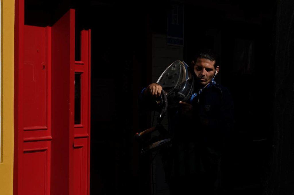 fotografías ganadoras del 6º photourban Mejor Fotografía Categoría General: María José -Cote- Ropero Peláez.