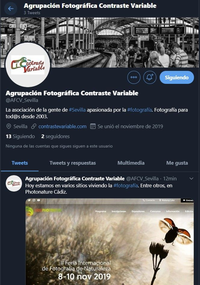 twitter contraste variable sevilla