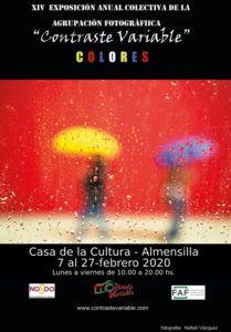 cartel expo colores almensilla