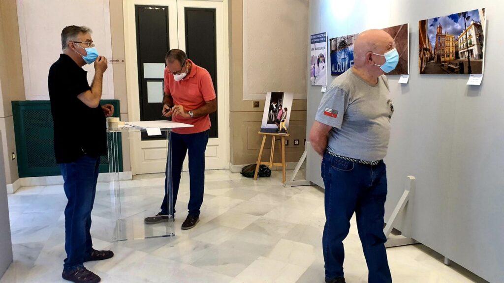 """Exposición """"Sevilla en tiempos de la pandemia"""""""