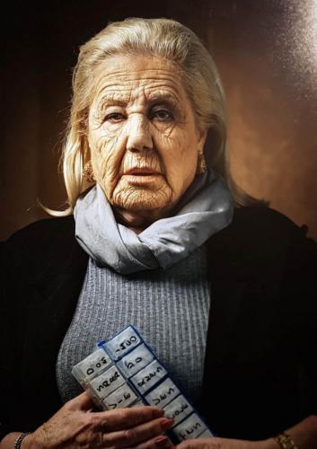 Ancianos - ALFONSO CRUZ