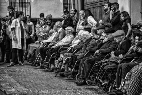 Ancianos - Antonio García Moreno - 1