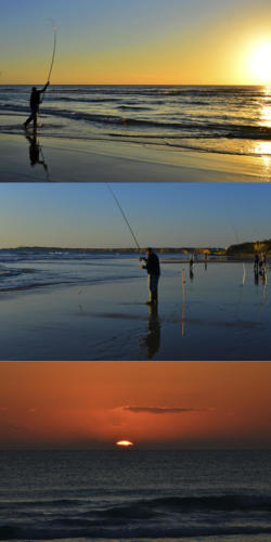 Turco - Tarde de pesca