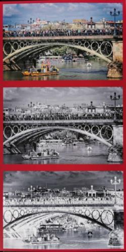 Serie de tres 2020_José A Gómez Mateo - Trianera por el puente