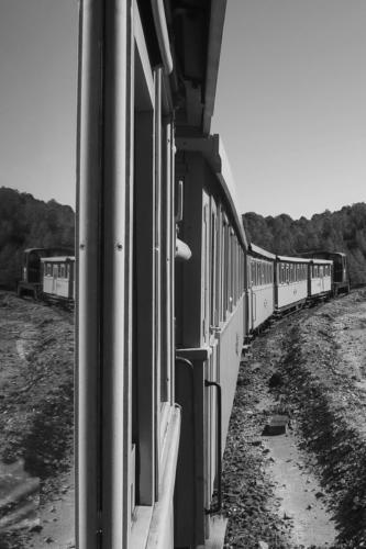 Trenes - Antonio Montilla-Divergencia