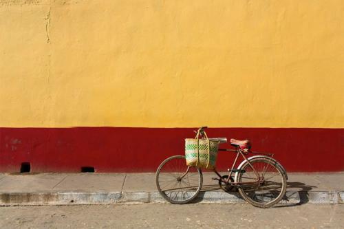Paco Bravo Lancharro. Bicicleta
